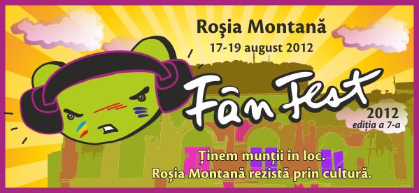 FanFest Rosia Montana 17. - 19. August 2012